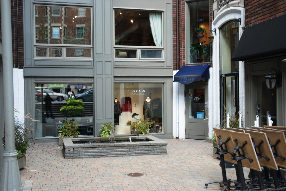 Commercial Spaces For Rent Outremont Square Bernard